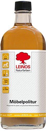 Leinos Möbelpolitur 0,25 l (37,00 EUR/L), Art.Nr. 910