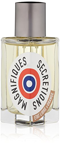 ETAT LIBRE D ORANGE Secretion Magnifiques EDP Vapo 50 ml, 1er Pack (1 x 50 ml)