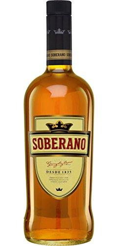 Soberano - Bebida Espirituosa de Jerez - 1000 ml