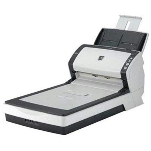 Fantastic Prices! FI-6240 Clr Fb Duplex Document Scanner Built-in 8.5INX11.69IN (Certified Refurbish...