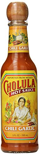 Cholula Hot Sauce Chili Garlic 150ml