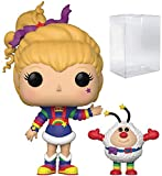 Funko Pop! Animation: Rainbow Brite and Twink Vinyl Figure (Bundled with Pop Box Protector Case)