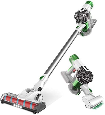 Ranking TOP4 Yuxahiugxcq Cordless Vacuum Cleaner Reservation 15000pa Suction Powerful Led