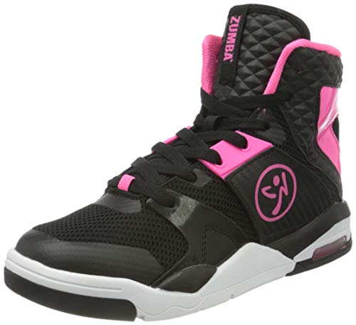 Zumba Air High Top Shoes Dance Workout Sneakers