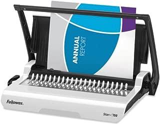FEL5217301 - Fellowes Star 150 Manual Comb Binding Machine