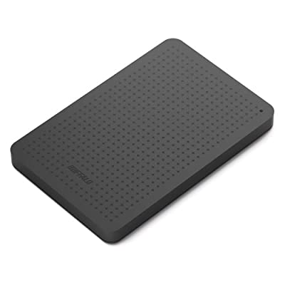 Buffalo MiniStation USB 3.0 Portable Hard Drive