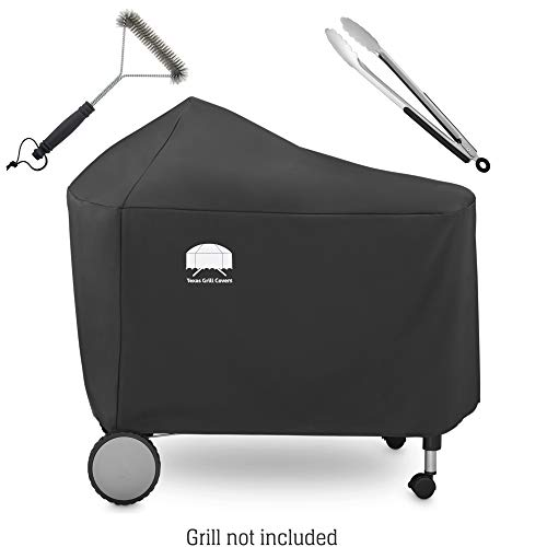 Texas Grill Covers 7455 Premium Cover for Weber Performer Including...
