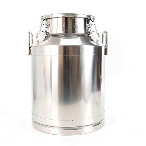 13 gallon milk can - 3