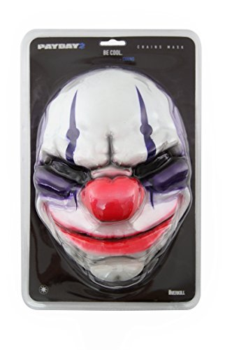 Gaya Entertainment GE2162 Payday 2 Face Maske Chains