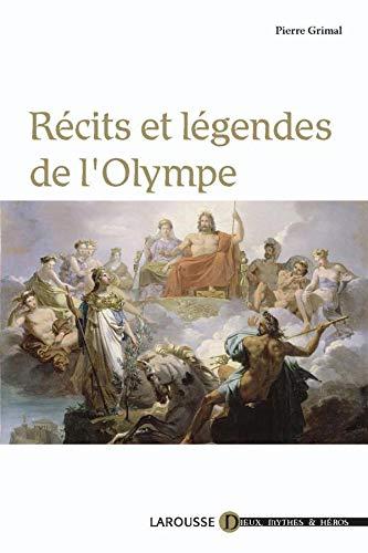 Récits et légendes de l'Olympe