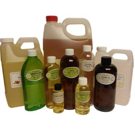 Aceites orgánicos puros portadores prensados en frío 16 oz/1 pinta (aceite Buriti)
