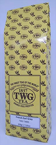 TWG Singapore - The Finest Teas of the World - French Earl Grey Tee - 200gr Tasche