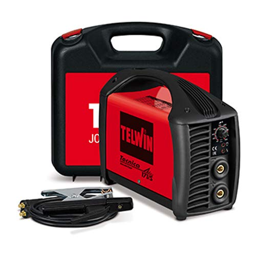 Telwin 816203 Tecnica 171/S - Saldatrice inverter, 230 V, 50-60 Hz, 1 ph