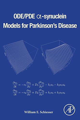 ODE/PDE ?-synuclein Models for Parkinson's Disease