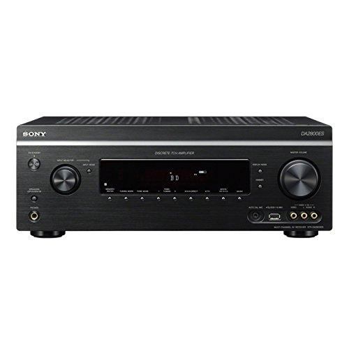 Preisvergleich Produktbild Sony STR-DA2800ES 7.2 Kanal Receiver (125 Watt pro Kanal,  4K,  3D,  5x HDMI IN,  1x HDMI OUT,  GUI,  DLNA,  Internetradio) schwarz