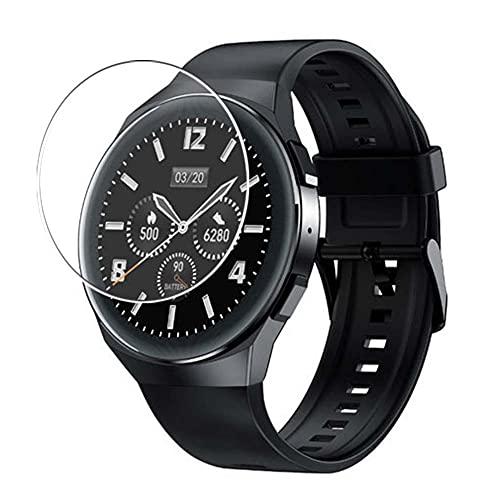 Vaxson 3 Stück Schutzfolie, kompatibel mit AllCall Active Smartwatch smartwatch, Displayschutzfolie TPU Folie [ nicht Panzerglas ]