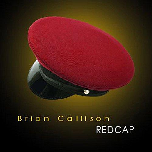 Redcap audiobook cover art