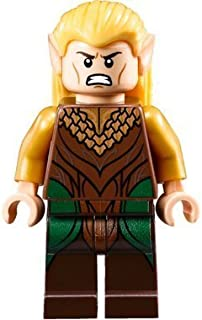 LEGO The Hobbit: Legolas Greenleaf Minifigure (Lord of the Rings)