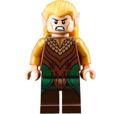 LEGO The Hobbit: Legolas Grunleaf Minifiguren (Lord of the Rings)