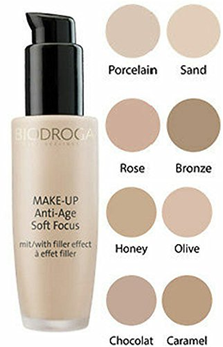 Biodroga Soft Focus AA Make Up 02 Sand 30 ml