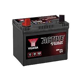 Batterie motoculture yuasa u1 12v 30ah 270a
