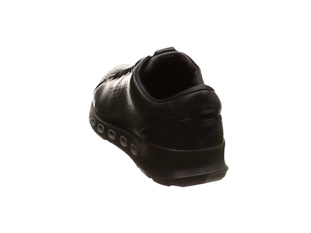 ECCO Men's Cool 2.0 Leather Gore-TEX Sneaker Retro Shoes