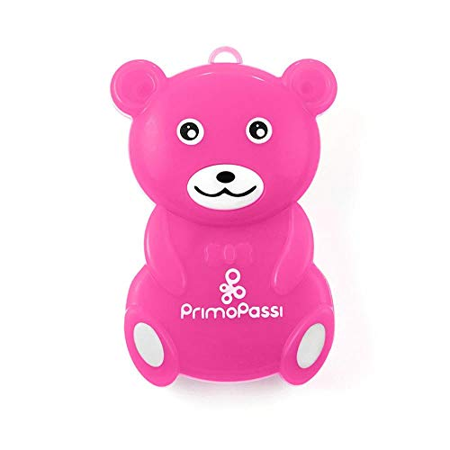 Primo Passi Baby Portable Ultrasonic Clip On Mosquito Repellent I Insect Repeller for Babies, Kids and Adults I Indoor and Outdoor Bug Repeller Best Seller - Pink