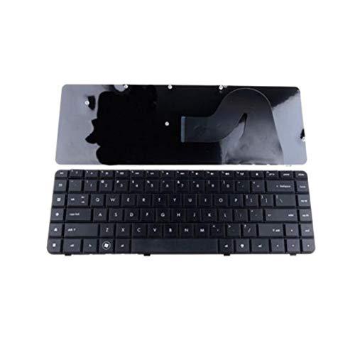 perlo33ER Ersetzen Sie die US Laptop Tastatur durch einen Rahmen für HP G56 / G62 Compaq Presario CQ56 / CQ62
