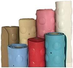 Bath Mat Bathtub Non-Slip Anti Mould Rubber Shower and Bath Mat with Drain Holes & Suction Cups 40 x 70 cm or 54 x 54 cm S...