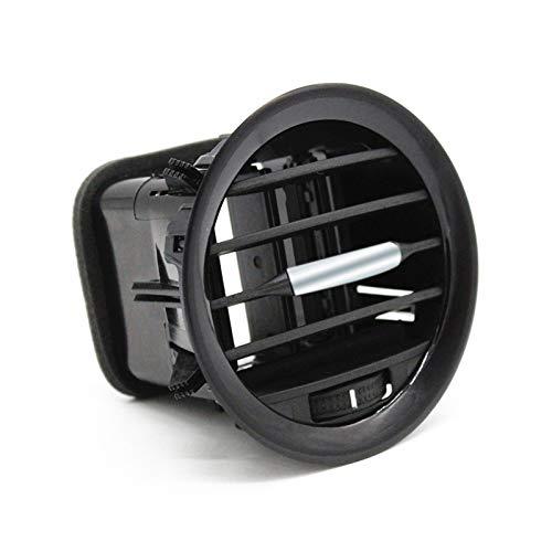 CCHAO Ajuste para Opel Corsa D Adam 2201099 Cubierta de ventilación aérea Accesorios para automóviles Rejilla de ventilación Ventilación de Aire Boquilla Grúa Planear Planear (Color : Black)
