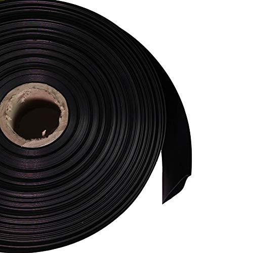 Bonerva Manguera de riego Ligera Plastocanal - 300 mm de diámetro - Rollo de 100 m - Galga 2000