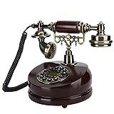 Teléfono Retro, Esfera de decoración de artesanía Antigua de Doble Uso de Resina...