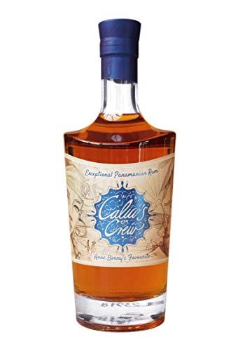 Calicos Crew - Anne Bonnys Favourite - Der Sensationserfolg des Rum Festivals in Berlin 2018. Feinster, weicher Rum mit edlen Honig-, Vanille- sowie Erdbeer- und Aprikosenoten, 700ml