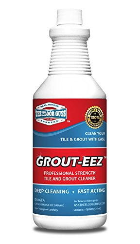 IT JUST WORKS! Grout-Eez Super Heavy-Duty Grout Cleaner. Easy and Safe...