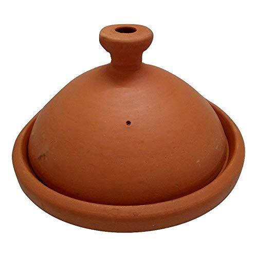 Arredo Etnico Tajine Pentola Terracotta Marocco Artigiana 26cm Ramous 2310191336