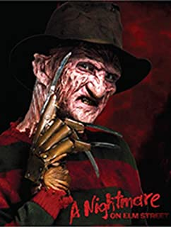 بطانية Northwest Horror 46 × 60 Nightmare On Elm Street Freddy Krueger