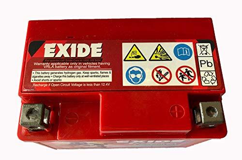Exide Honda, Hero Motors Bike Sealed Battery Xltz4