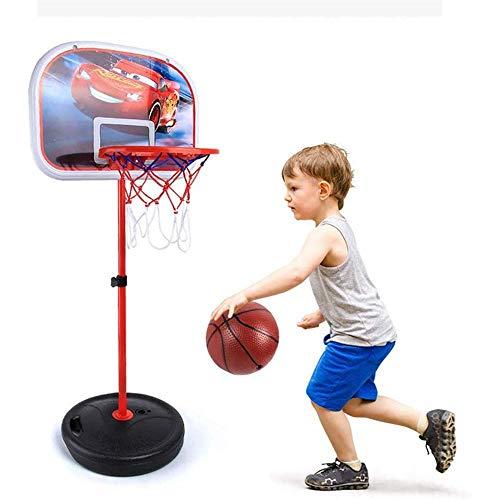 XIUYU Soporte del Sistema del Tablero Trasero elevable del aro de Baloncesto y la llanta for niños Adolescente de la Juventud, Cubierta de Baloncesto al Aire Libre GOL de Juego de Juego