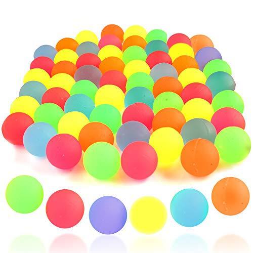 THE TWIDDLERS 85 Mini Gummibälle - Mitgebsel für Kindergeburtstag
