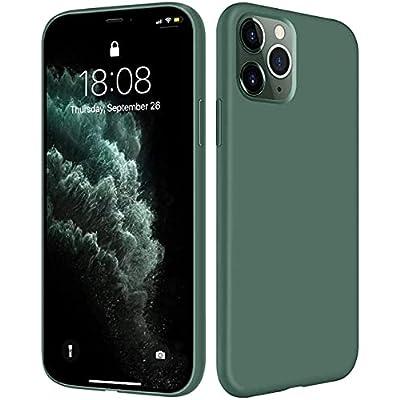 Liquid Silicone Case for iPhone 11 Pro, Slim Ge...