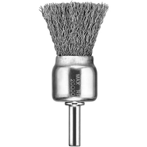 DEWALT Wire Brush, Crimped, 1-Inch (DW4901)