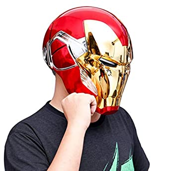 Gmasking 2020 Electrical Man Mark LXXXV Wearable Adult Helmet 1 1 Replica Props