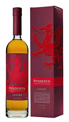 Penderyn Legend - Whisky aus Wales - 0,7l.