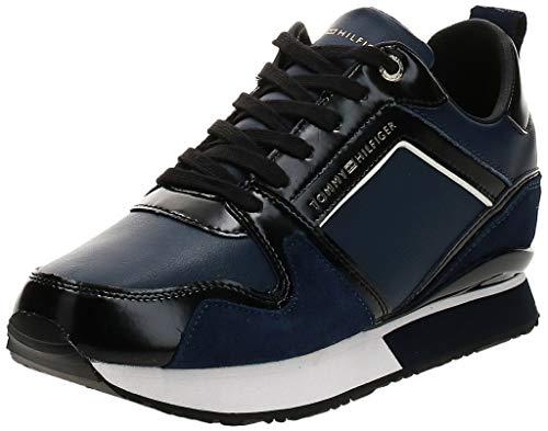 Zapatos para Mujer, Color Azul, Marca TOMMY HILFIGER, Modelo Zapatos para Mujer TOMMY HILFIGER FW0FW04420 Azul