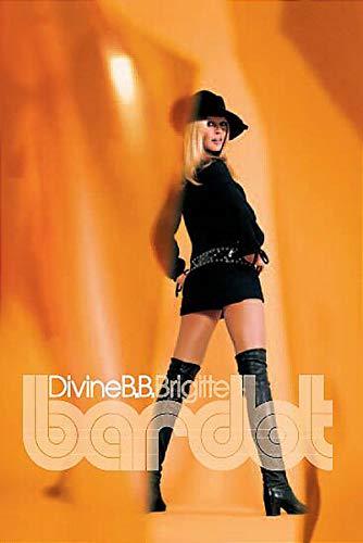 Brigitte Bardot - Divine B. B.