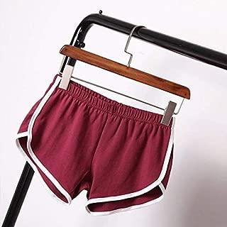 BEESCLOVER Balight Women Sports Shorts Workout Skinny Yoga Short Pants Fitness Running Shorts