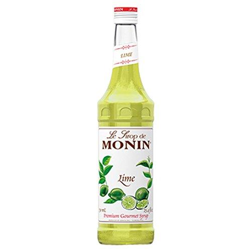Monin - Citron Vert/Lime Syrup - 700ml