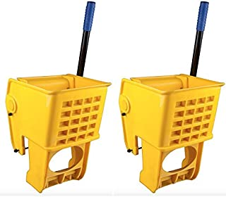 Lot of 2 Replacement Mop Bucket Wringer Commercial Janitorial Mop Buckets