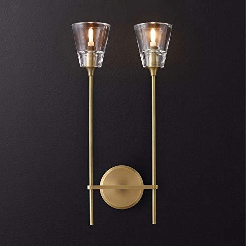 WZXCAP Moderne woonkamerleeslamp, G9, balkon, keuken, hal, wandlamp, wandlamp, creatief Europees licht