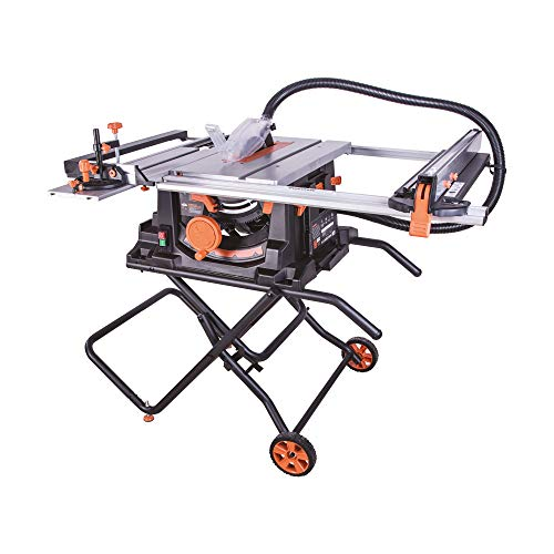Evolution Power Tools RAGE5S 10' TCT Multi-Material Table Saw, 10